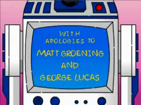 Simpsons Star Wars 12