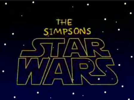 Simpsons Star Wars 00