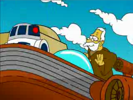 Simpsons Star Wars 04