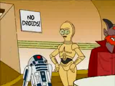 Simpsons Star Wars 06